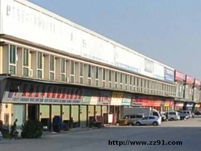 佛山市九龙不锈钢交易中心