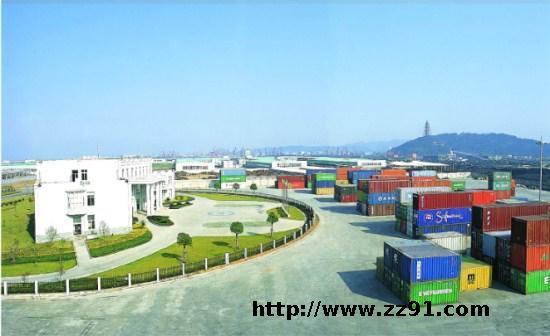 宁波再生金属资源加工园区