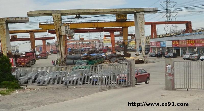 上海大创钢材现货交易市场