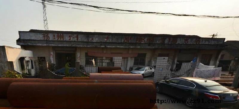 江苏扬州市废旧金属物资市场