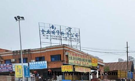 安吉金业旧货物资市场