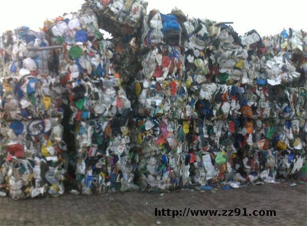 静海废塑料集散中心
