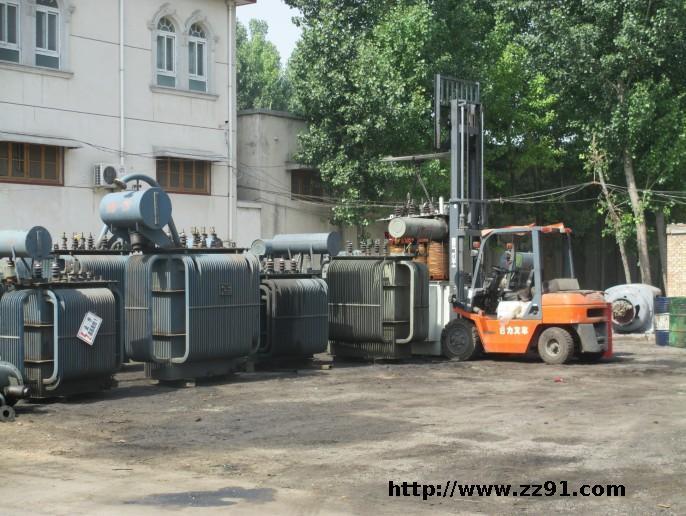 河南新乡辉县西木庄二手变压器市场