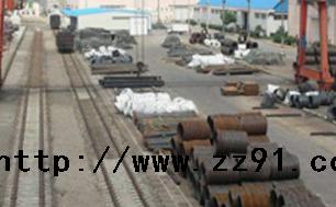 文安芦阜庄钢铁市场