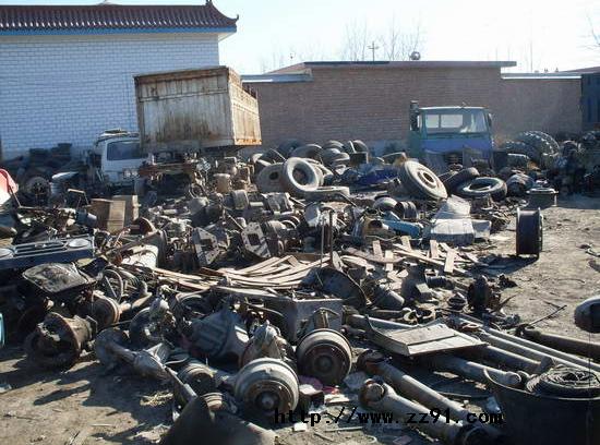 郴州市废旧钢材市场