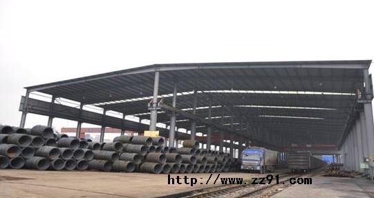 沙冲路钢材市场