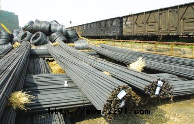 河南洛阳华京钢材市场