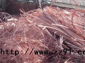 郑州市废旧金属交易市场