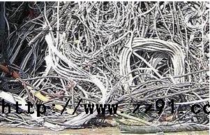 山西省太谷县废旧金属市场