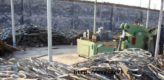大同废旧钢材交易市场