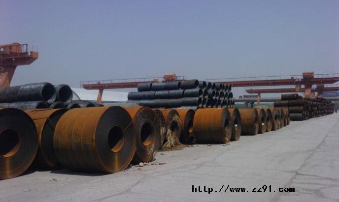 天津滨海钢材市场