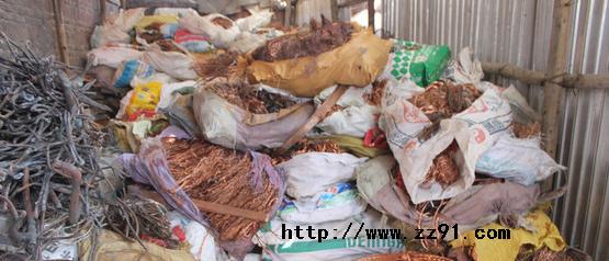 吴川废金属集散中心