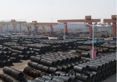 太原滨河西路钢材市场