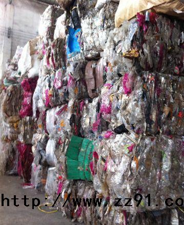山东青州何官废塑料市场