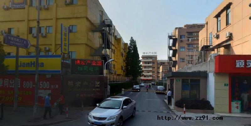 上海锦虹钢材市场