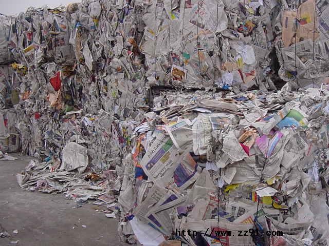 乐从废塑料集散地