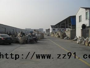 苏州北桥废塑料集散地