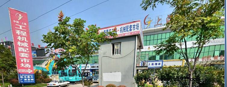 上海曹安机械市场