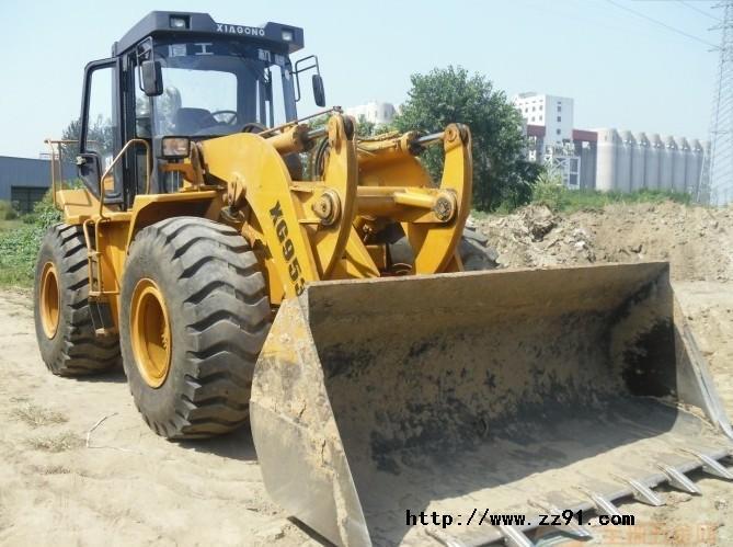 华东二手工程机械交易市场