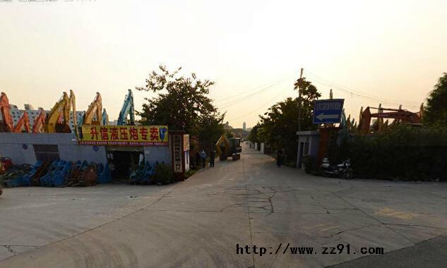 深圳友利工程机械市场