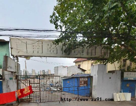 上海真南路旧货市场