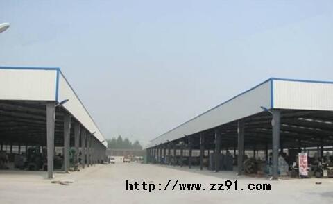 临沂新河东机电设备市场