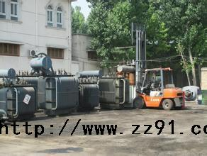 河南新乡废旧工程机械市场