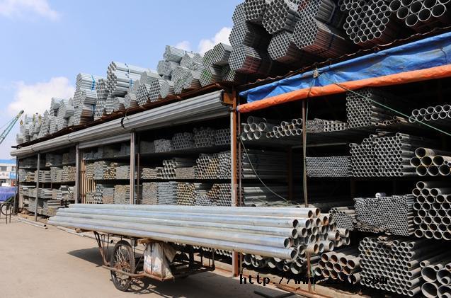 岭龙钢材交易市场