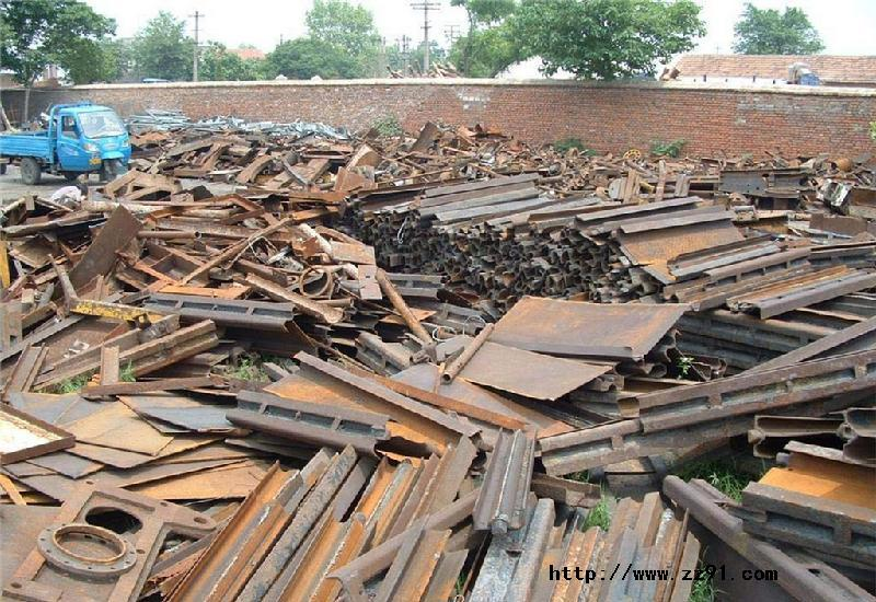 利民废旧钢材市场