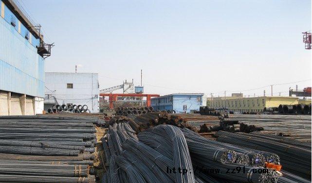 天津钢管集团公司废钢基地