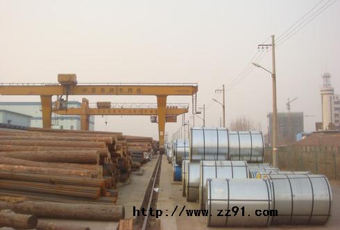 潍坊储运钢材市场