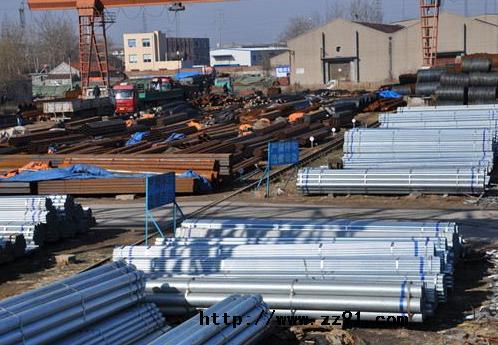 武汉市竹叶山钢材市场