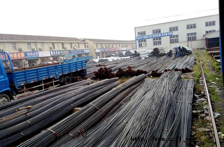 上海华东钢材市场
