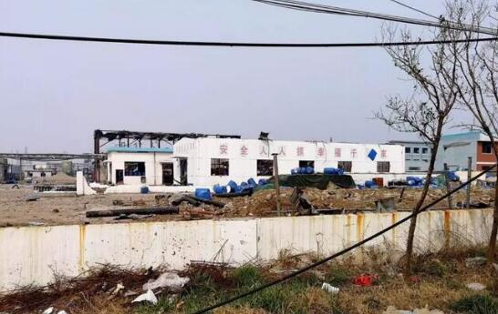 流动的危险因子:响水爆炸后 江苏化工业将往何处去?