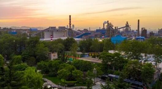 """钢铁央企追逐""""绿色梦""""将跑出更多好成绩"""