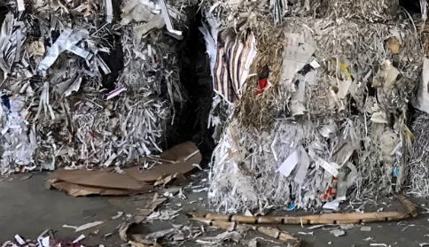 2018年美国纸类回收率高达68%