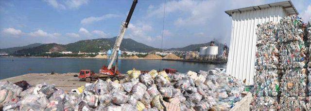 除美国外超过180个国家同意限制全球塑料垃圾贸易