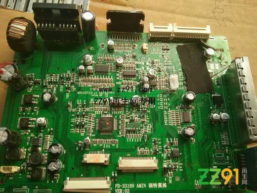 mma78r主板电路图