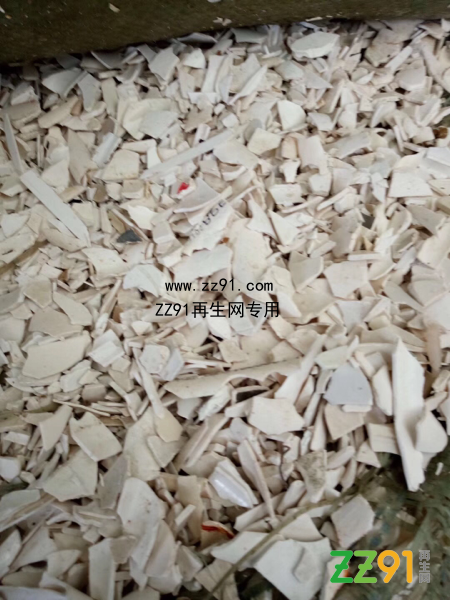 PVC破碎料、小管、扣板,塑钢一二三级料、泡发料