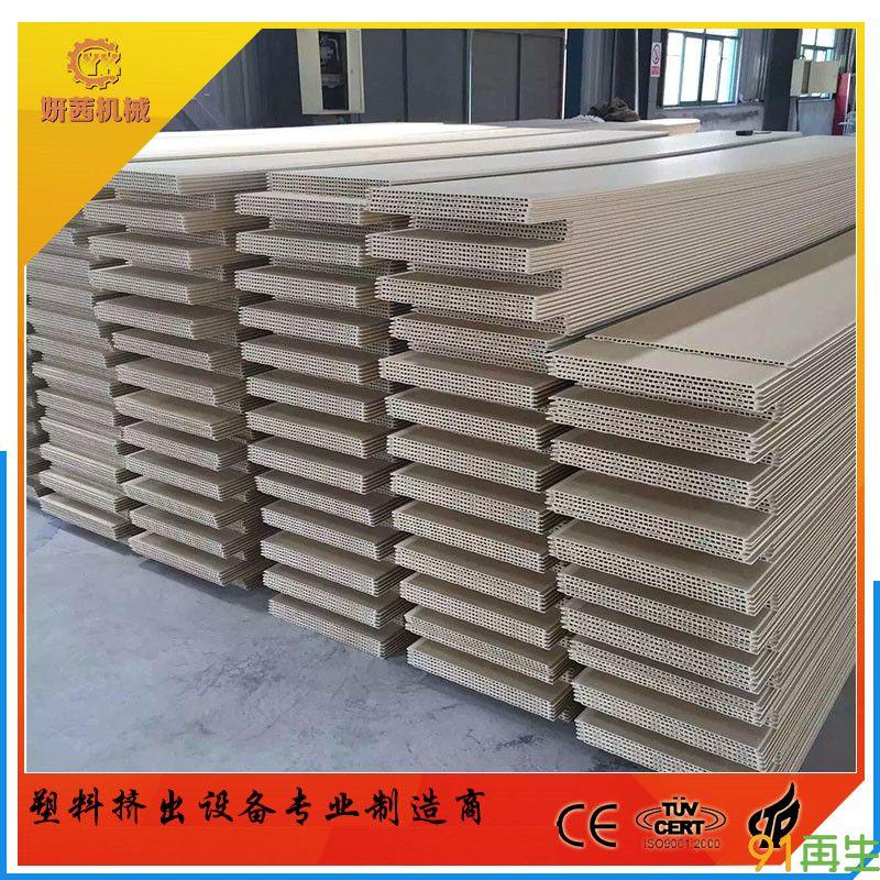 木塑墙板生产线