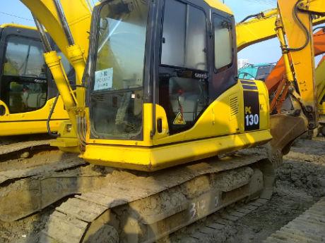 小松130-7二手挖掘机