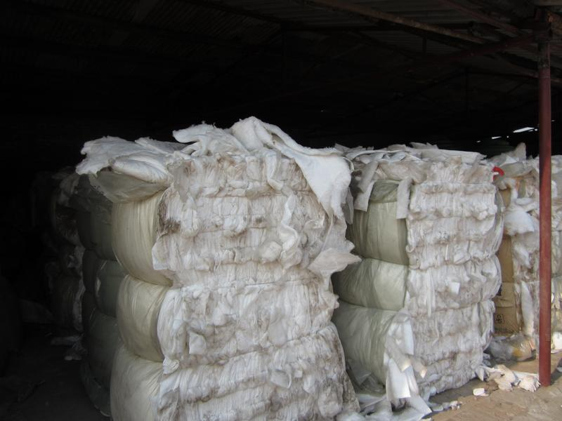 涤丙复合棉你热熔毡的最佳原料