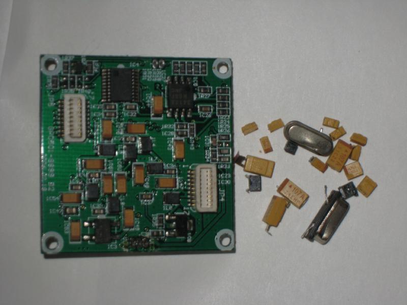 f21-e1b晶振电路图