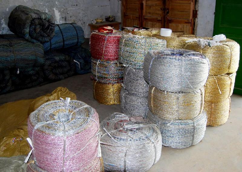 玉米秸秆打包用塑料绳