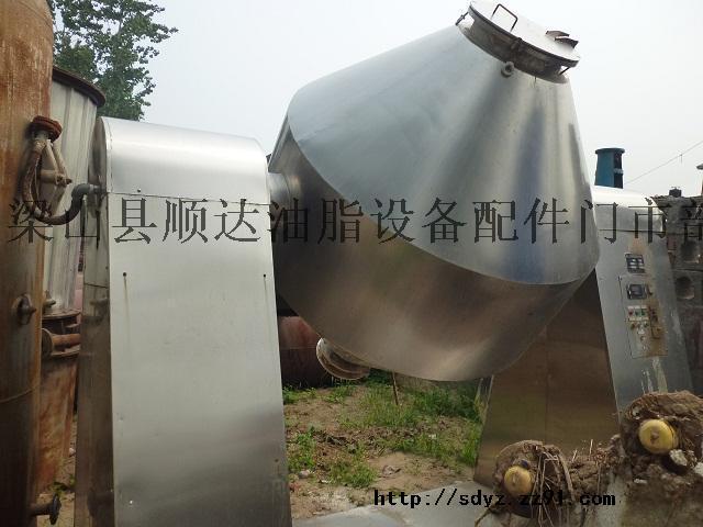 二手不锈钢双锥干燥机,搪瓷双锥干燥机