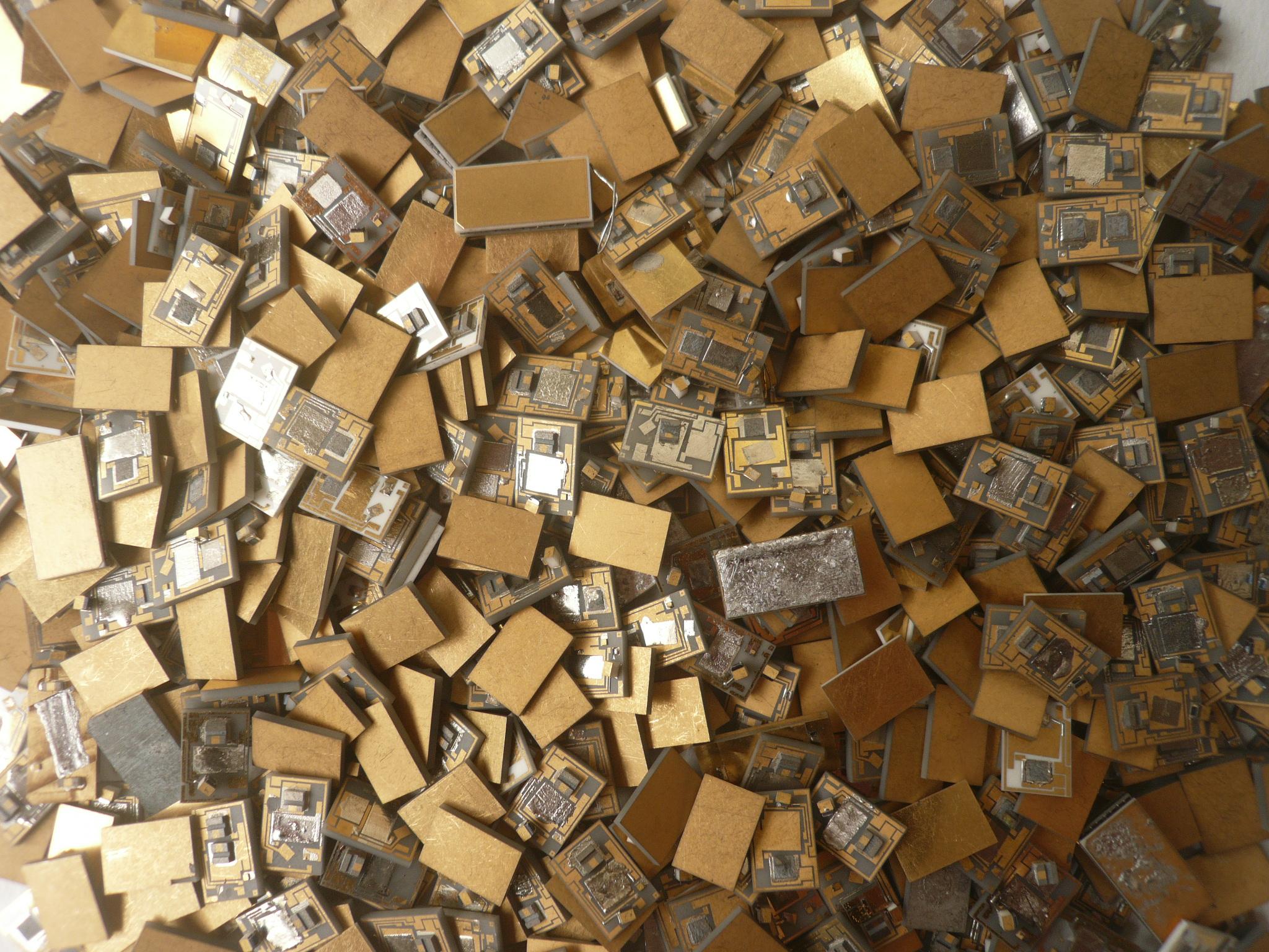 求购求购含金银铂钯废料