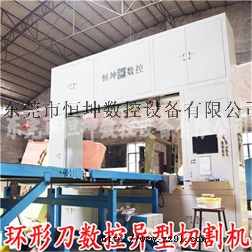 再生棉仿形异型切割机,再生棉切割机器
