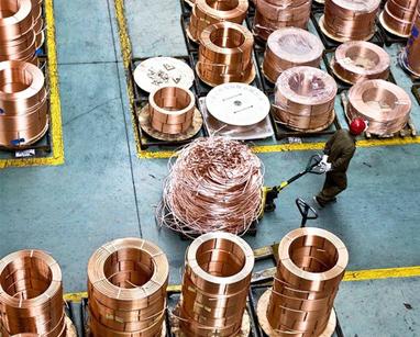 至国良铜材:潜心铜合金新材料研发