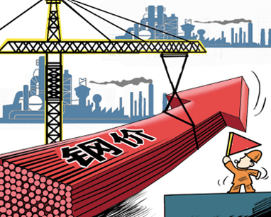钢坯直冲2200,节前钢价上涨概率增大