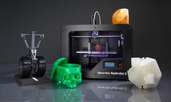 至废弃塑料可做3D打印材料
